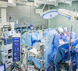 Primo intervento di Plastica Valvolare Mitralica con tecnica Endoscopica