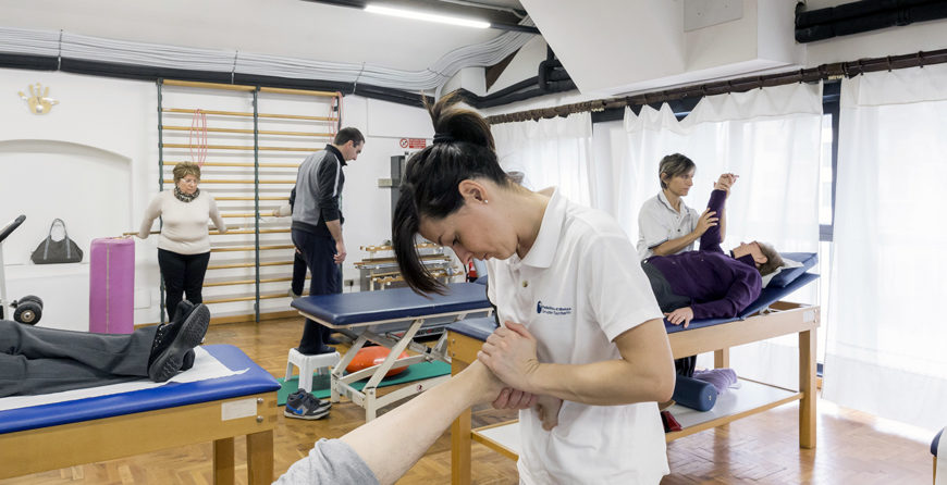 Riabilitazione e Fisiokinesiterapia